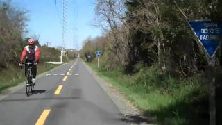 A Bike Ride on the Washington +  Old Dominion Trail