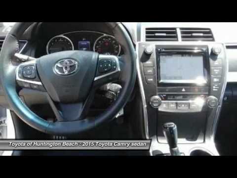 2015 Toyota Camry Toyota Of Huntington Beach 270298