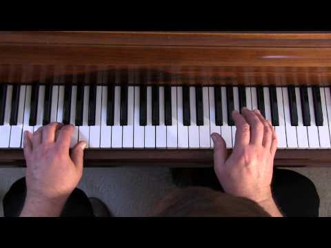 "Beginner Piano Blues Lesson "" Goin' to Kansas City"""