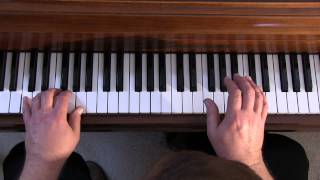"Beginner Piano Blues Lesson "" Goin"