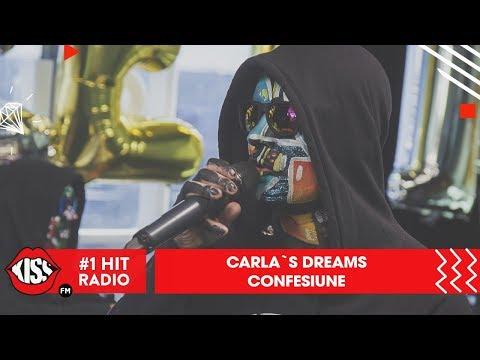 Carla's Dreams - Confesiune (Live @ Kiss FM)