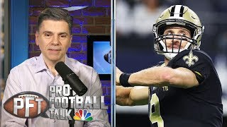 Drew Brees hopes his legacy with Saints extends on and off field  | Pro Football Talk | NBC Sports