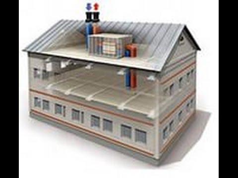 видео: Тяга и вентиляция в доме.