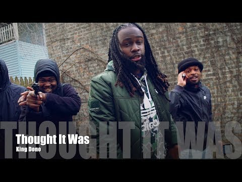 King Dono - Thought It Was (Music Video)