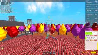 roblox super power training simulatore ottenere 10 forza bil pugno