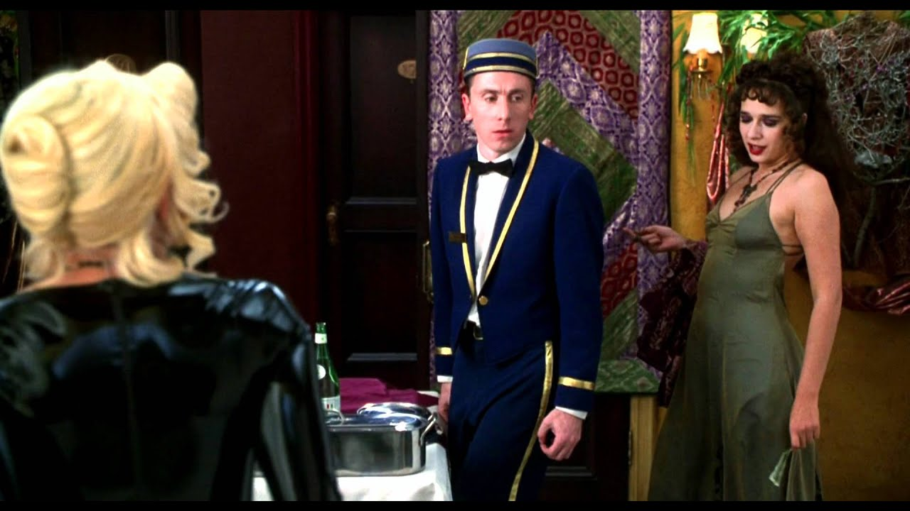 Four Rooms (1995) - latex trailer HD 1080p - YouTube
