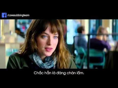 Vietsub Fifty Shades Of Grey   50 Sắc Thái ~ Trailer HD