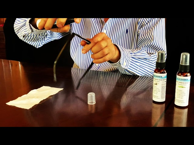 How and why to use RAGARDEN®  eyeglasses herbal cleaners.