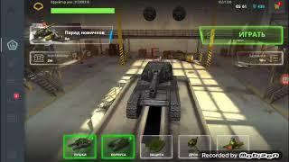обзор игры: танки онлайн на андроед!