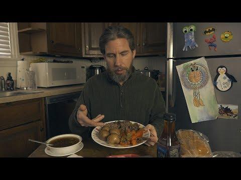 Let's Eat! Slow Cooker Pot Roast (ASMR)