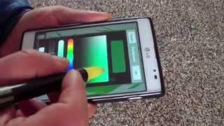 초간단 스마트폰 터치펜 만들기.