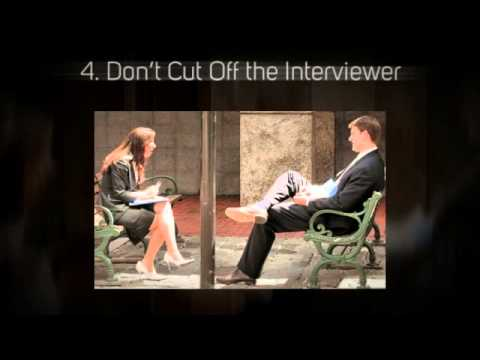 6 Mistakes You Should Avoid when Going for Your Teaching Job Interview