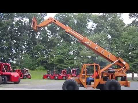 Lull Forklift Video