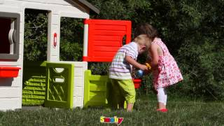Smoby jóbarátok háza - friends house -2014