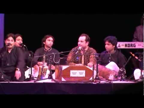 Rahat Fateh Ali Khan Live In Manchester Singing Sajda