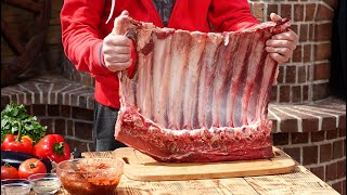 TANDEM AT COOKING BATTLE / WHO DID THE BEST MEAT?