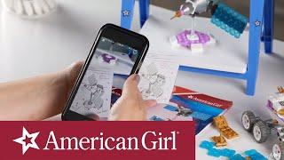 Wie zu Scannen Luciana Maker-Station auf der AG-App! | American Girl
