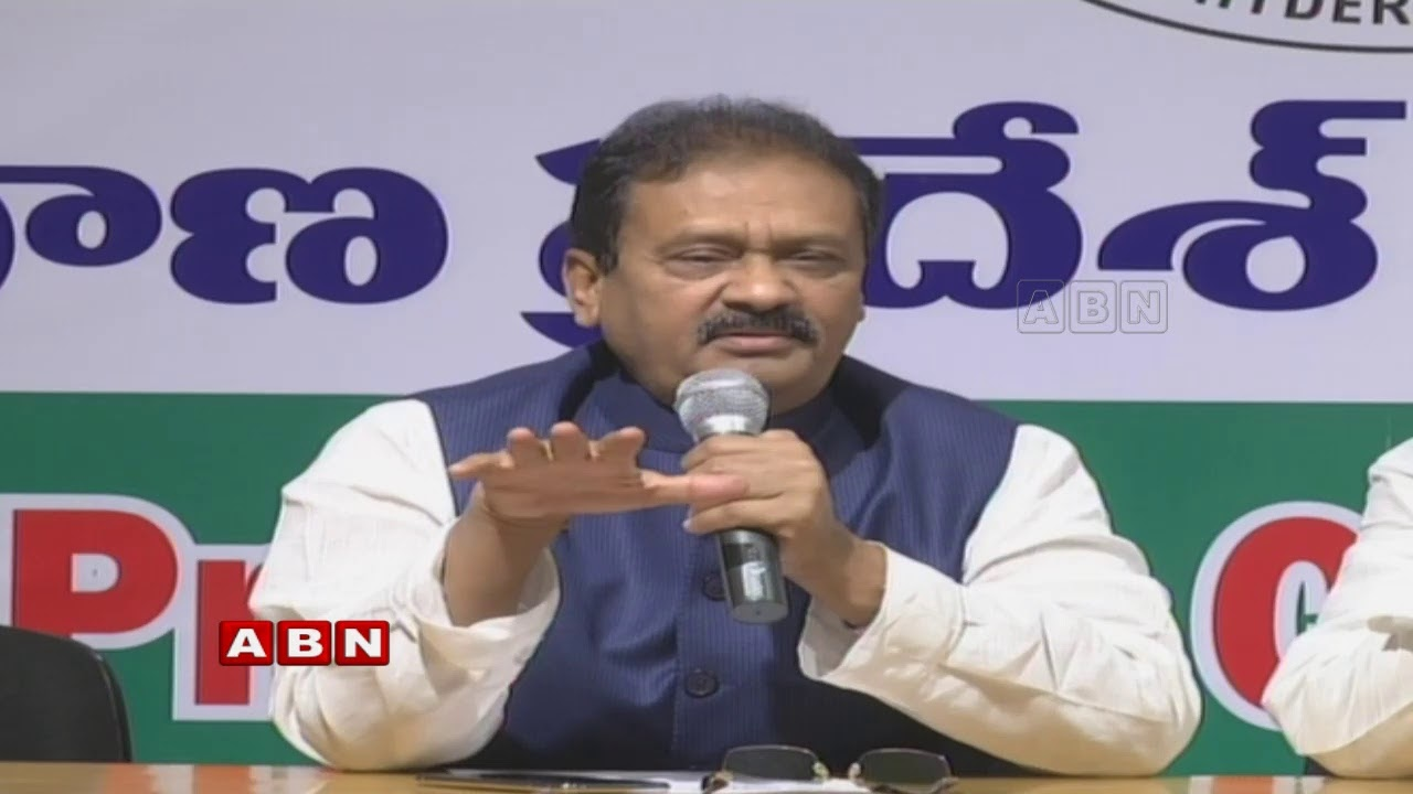 ongress leader shabbir ali and Jeevan Reddy Press Meet Live