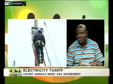 Journalists' Hangout 15th August 2017 | Court Annuls NERC 45% Tariff increment