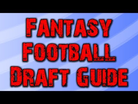 How To Draft Properly In Your Fantasy Football League