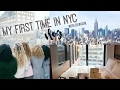Traveling to New York City with DevaCurl ♡ | LeSweetpea