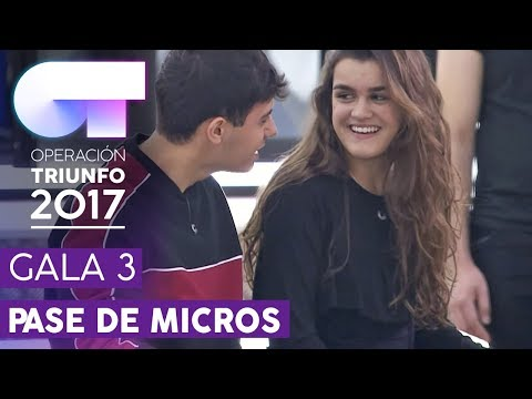 CITY OF STARS - Amaia y Alfred - Primer pase de micros Gala 3 | OT 2017