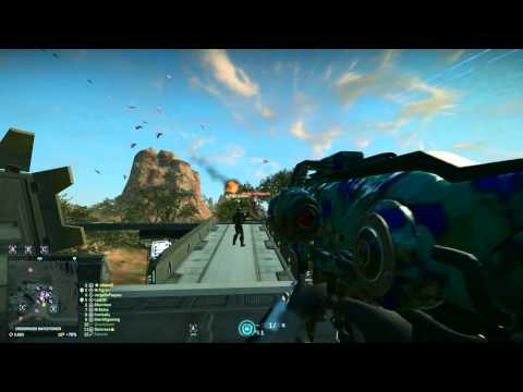 Planetside 2 Cobalt - Join BLNG, look how popular they have become!