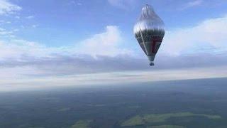 Знаменитый Федор Конюхов на воздушном шаре стартовал из Австралии и направился к Тихому океану.