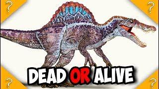 Is the JP3 Spinosaurus STILL alive