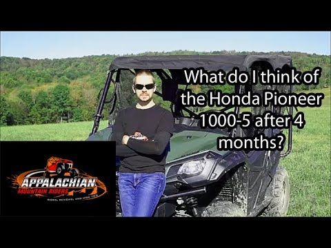 Part 1: Honda Pioneer 1000 5 Owners Review and Pioneer 500 Comparison