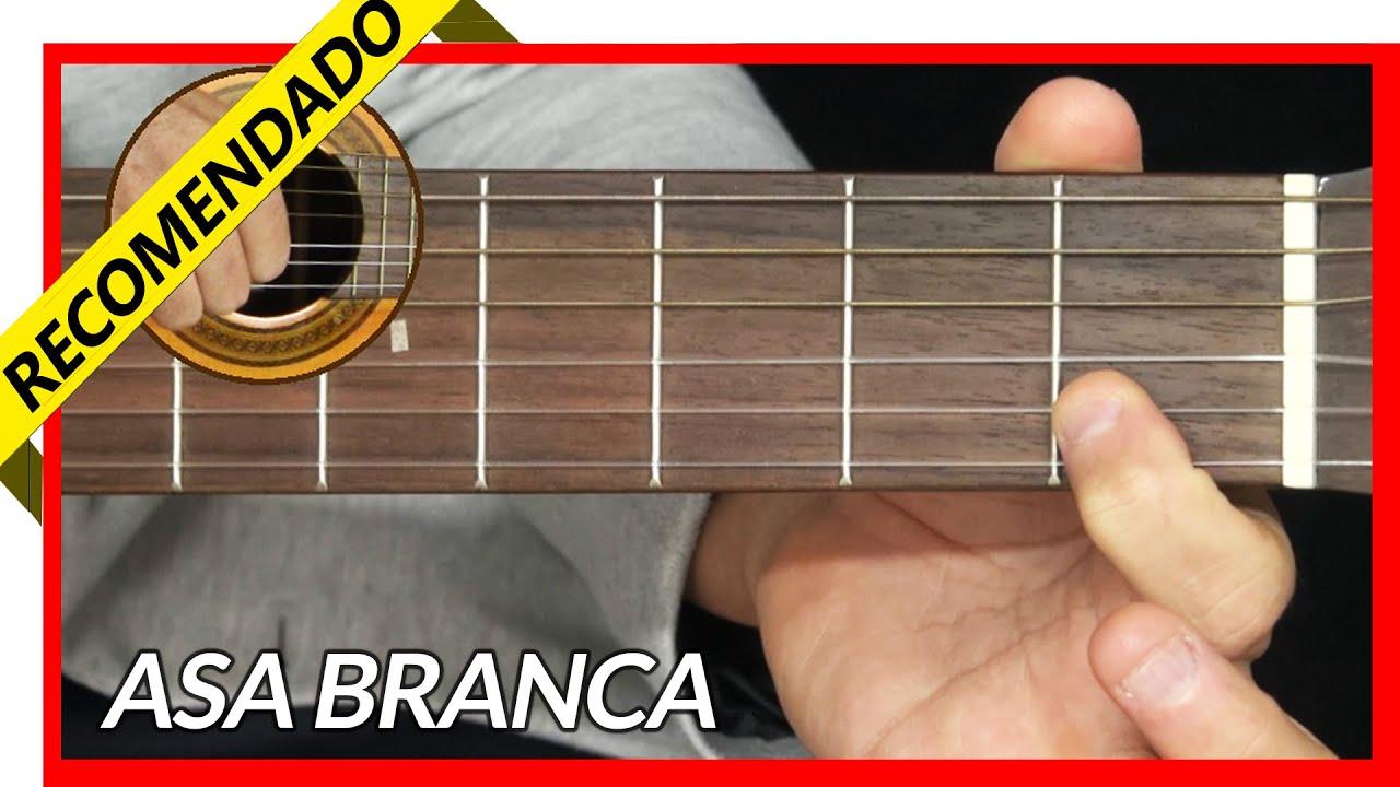 ASA BRANCA - AULA DE VIOLÃO INICIANTE - Como tocar o solo no violão