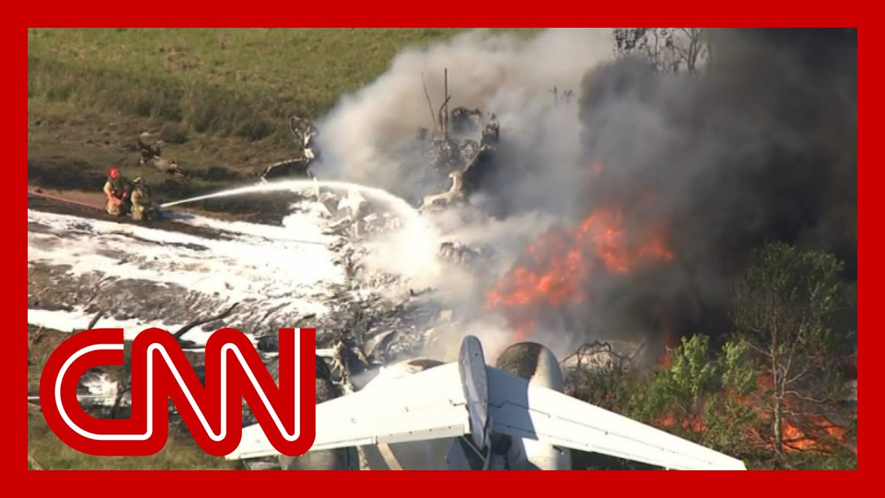 Download All passengers survive plane crash in Texas