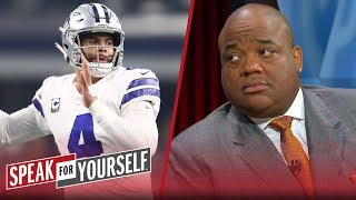 Whitlock and Wiley on Cowboys' Week 14 win, evaluate Dak's performance | NFL | SPEAK FOR YOURSELF