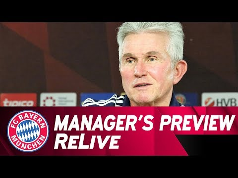 LIVE 🔴 | FC Bayern-Pressetalk mit Jupp Heynckes vor Freiburg 🇩🇪