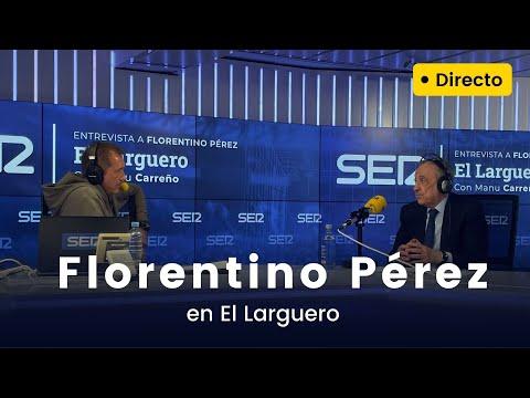 Entrevista a Florentino Pérez en El Larguero [21/04/2021]