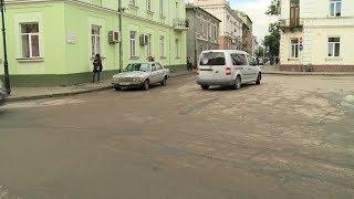 У Коломиї планують організувати круговий рух на кількох перехрестях