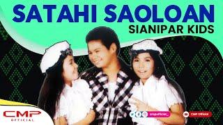 Sianipar Kids - Satahi Saoloan (Official Music Video)   Lagu Batak Trio Anak