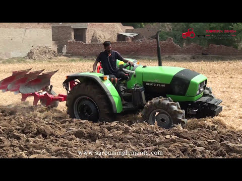Reversible MB Plough New Technology | Latest Video