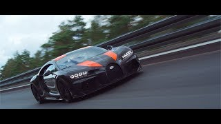 BUGATTI Chiron breaks through magic 300mph barrier