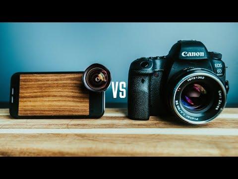 iPhone VS DSLR Filmmaking