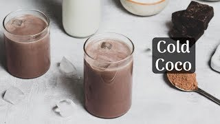 Famous Surti Cold Coco Recipe | Cold Cocoa Recipe | Summer Drink Recipes - Cooking with Siddhi