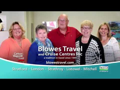 Blowes Travel Expands its Listowel Office