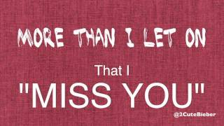 Watch Ed Sheeran Miss You video
