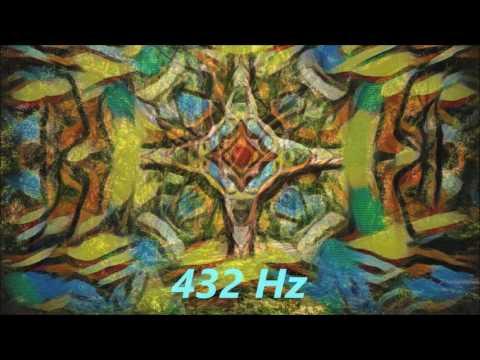 432 Hz Transcendental Calming Meditation Music | Healing Tones for Body, Mind & Soul