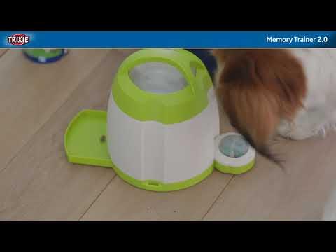 TRIXIE Heimtierbedarf - Dog Activity Strategiespiel Memory Trainer 2.0