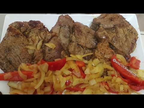 Easy Way To Cook PORK SHOULDER STEAK