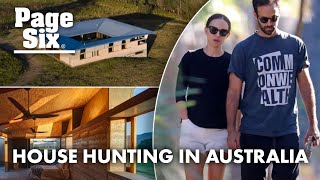 Natalie Portman and husband spotted house hunting in Australia | Page Six Celebrity News