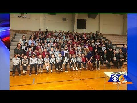 November 7, 2019  _ Blessed Sacrament Huguenot Catholic School + Puritan Cleaners Coats For Kids