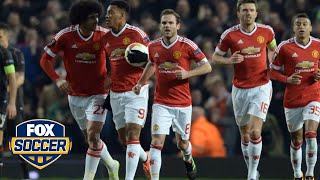 Manchester United's 2015/16 season review