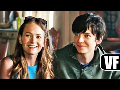 THE SPACE BETWEEN US streaming VF (2016) Britt Robertson
